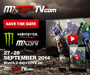 Monster Energy MXoN 2014