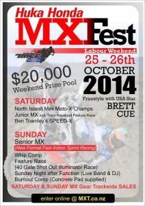 Taupo MX Fest 2014