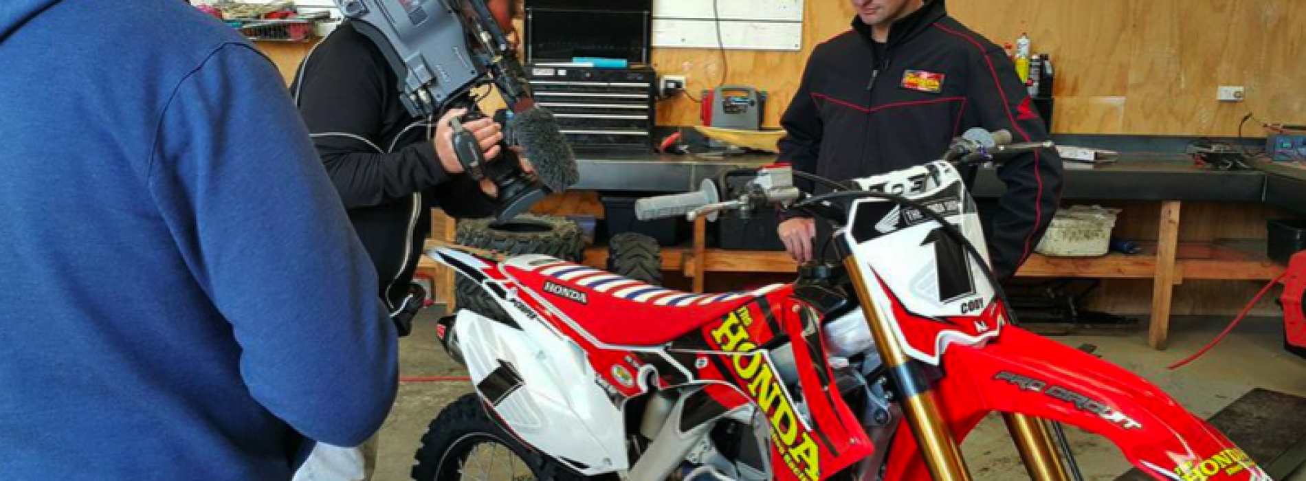 Sky Sport Speed Show: Technical Piece with Cody Cooper