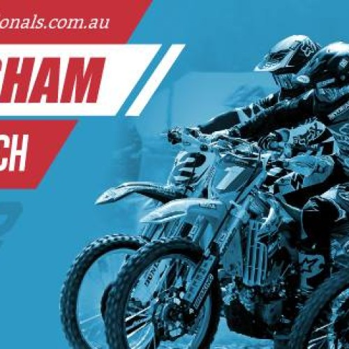 Livestream Australia MX Nationals Round 1