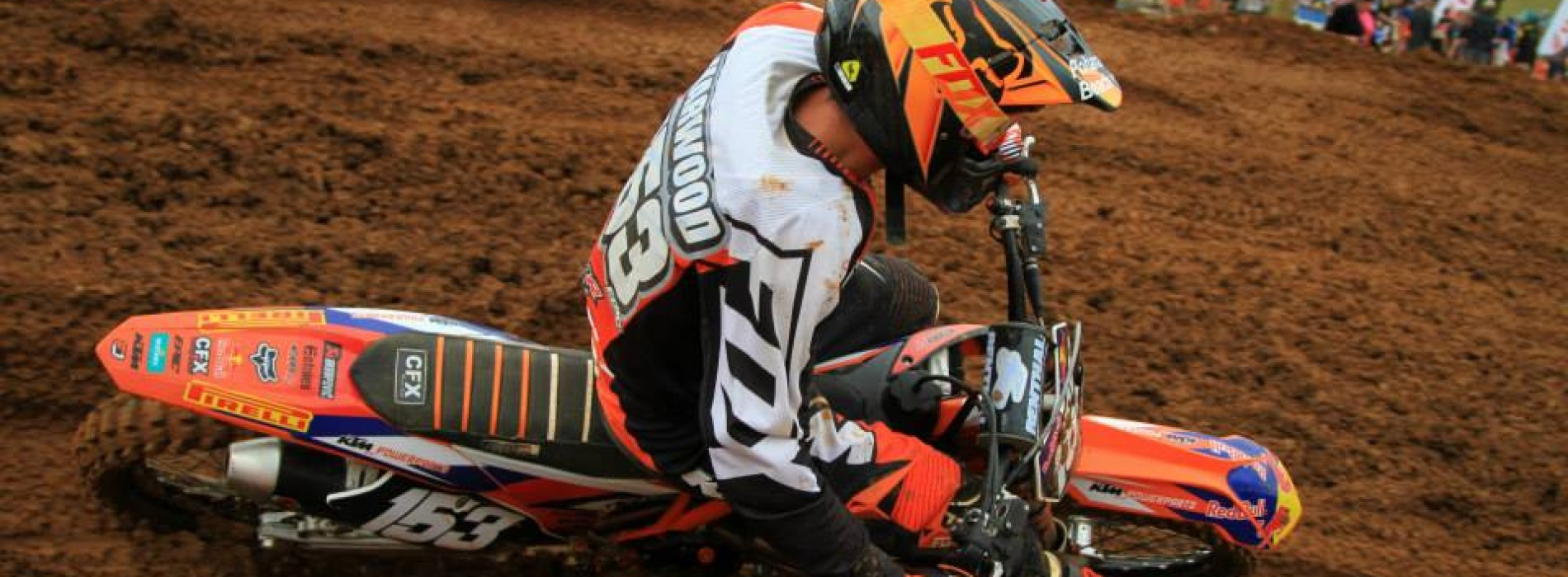 Hamish Harwood Catch-Up Australia MX Nationals Round 2