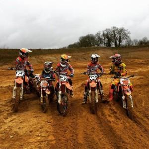 KTM Factory Junior Team