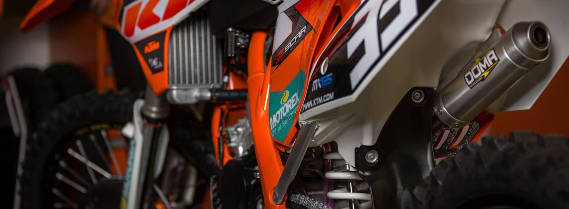 Josiah Natzke Races Belgium Championship Motocross Round 2