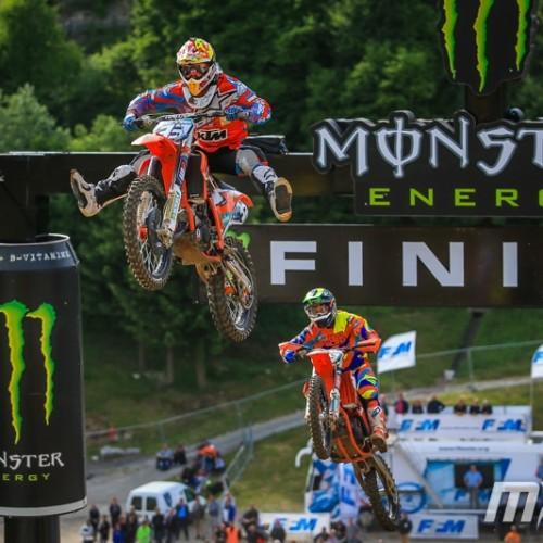 Josiah Natzke Wins Round 5 European Motocross Championship in Style