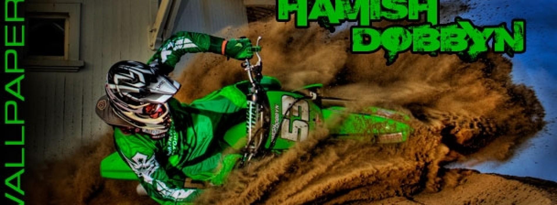 Throwback: 2009 Junior World MX Championship 3rd Hamish Dobbyn