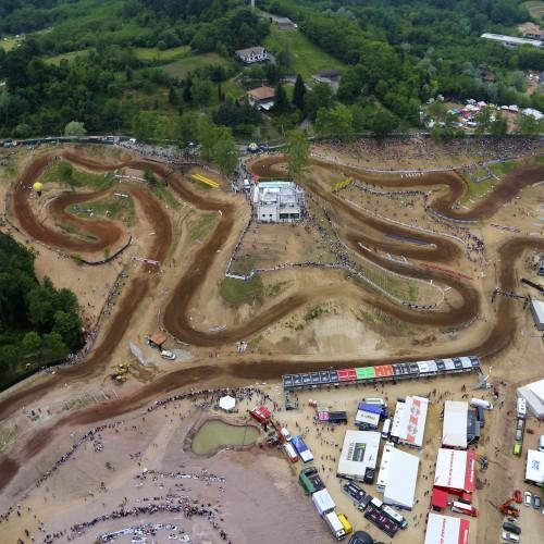 Josiah Natzke EMX 125cc Round 6: Maggiora, Italy