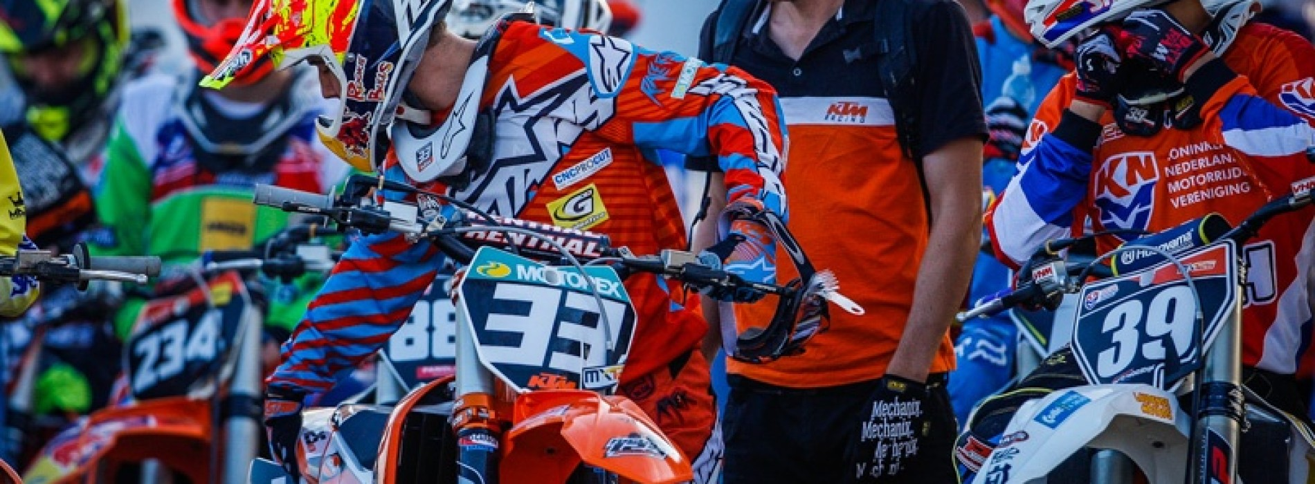 Josiah Natzke World Junior Motocross: 13th Overall
