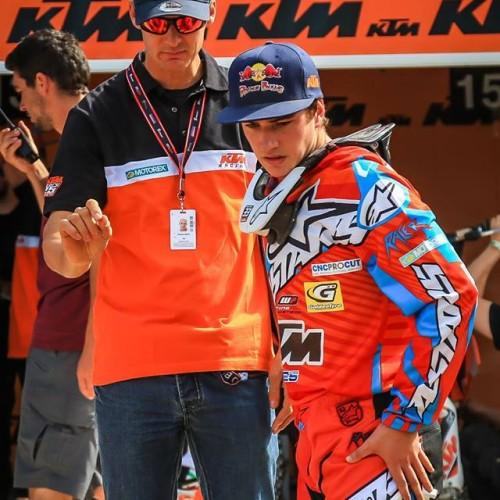 Film: KTM Factory Junior Team