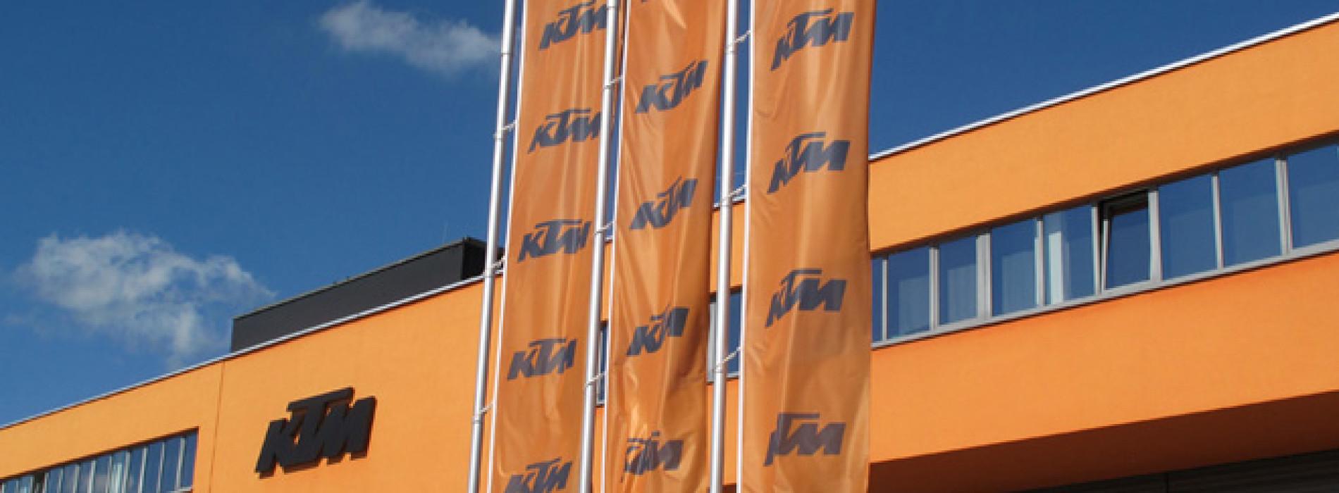 KTM Interviews: Stefan Everts, Pit Beirer and Dirk Gruebel
