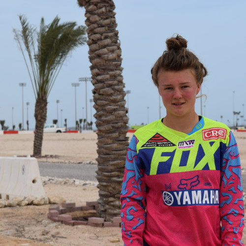 NZ's Courtney Duncan and Ben Townley complete first day of MXGP Opening Round at Qatar