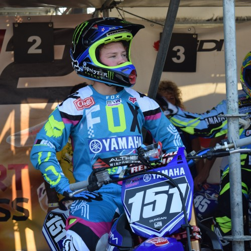 Women's World Motocross Championship Final Round 2016