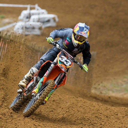 Josiah Natzke podiums at Maxxis British MX2 Championship heading into MX Euro at Latvia