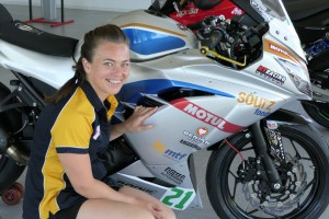 Avalon Biddle WSBK SSP300