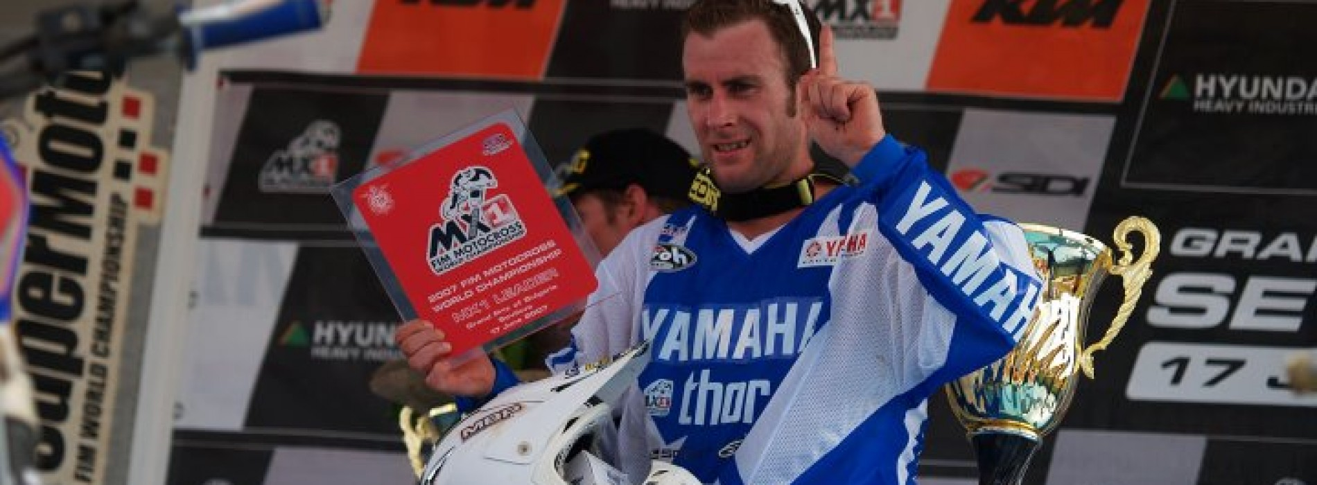 'The Lizzard' NZ's Josh Coppins re-cap of MX career posted 2013