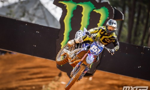 Courtney Duncan wins WMX Round 2- takes Red Plate