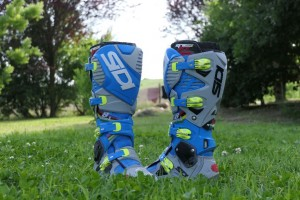 Sidi Boots: Photo Credit Sharon Cox