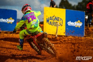 Amandine Verstappen Photo Credit: MXGP