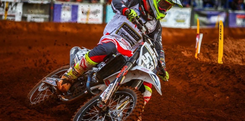 Dylan Walsh European MX Championship 250