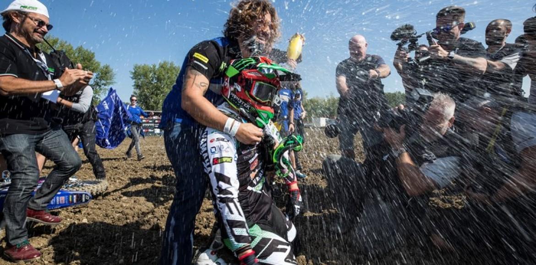 Kiara Fontanesi Women Motocross World Champion 6 Titles