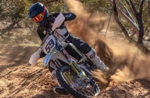 Rachael Archer Hattah Desert Race 2018