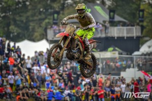 Hunter Lawrence MoN 2018 Photo Credit: MXGP