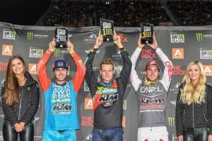 S-X Open SX2 NZ's Josiah Natzke 3rd Overall