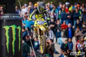 Larissa Papenmeier MXGP Trentino 2018: Photo Credit MXGP