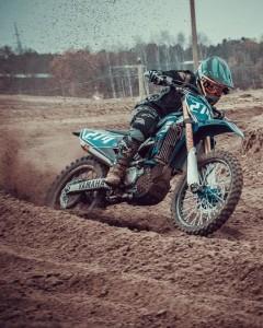 Amandine Verstappen WMX Photo Credit: Verstappen