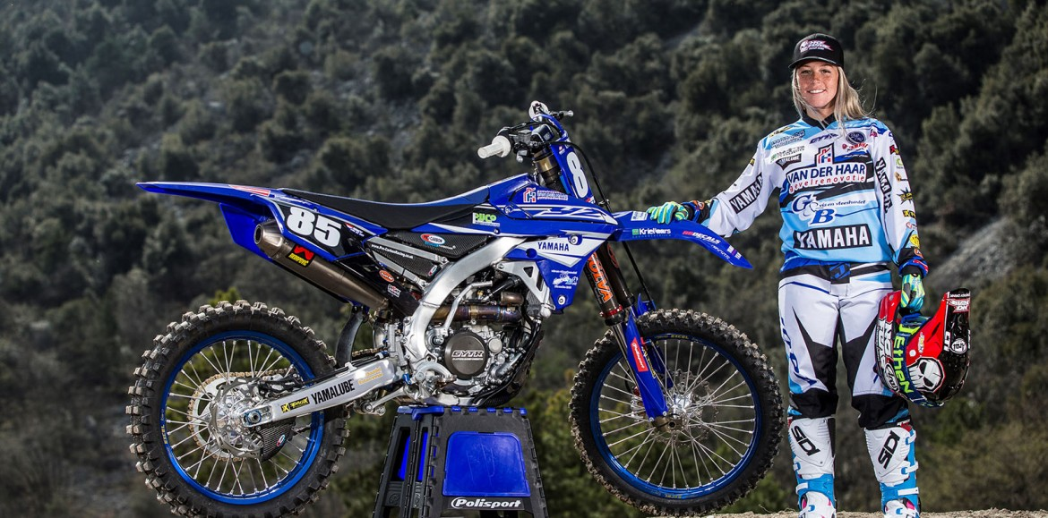 2019 WMX Preview: Nancy Van de Ven