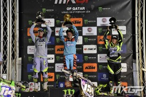 WMX Qatar 2016 Photo Credit MXGP
