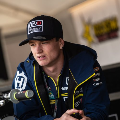 Dylan Walsh ready for 2019 FIM MX2 Opening Round at Pategonia this weekend