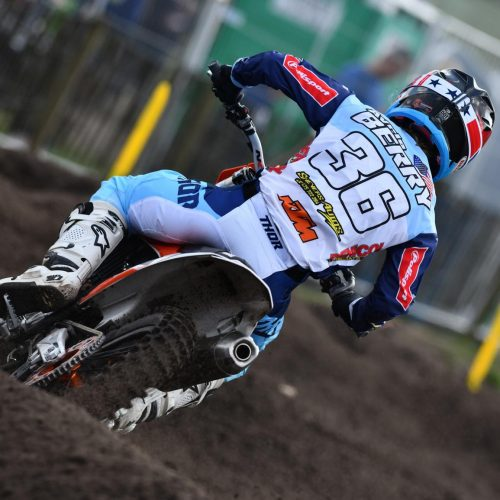 Avrie Berry speaks on motivation to race 2nd WMX Season 2019 Part Two