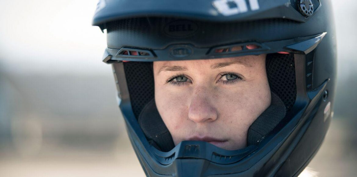 WMX Avrie Berry speaks on racing from USA to Europe