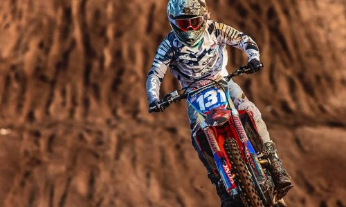 Line Dam 2019 WMX: 7th Overall in 2nd season