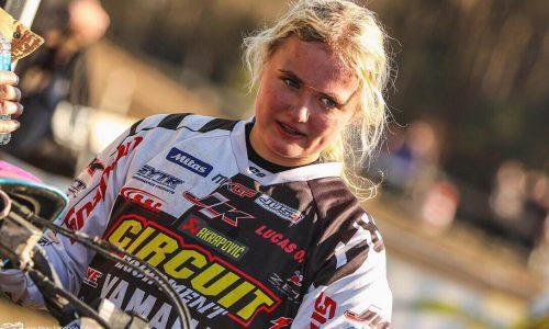 MXLink stats on Women in Motorsport 2014>