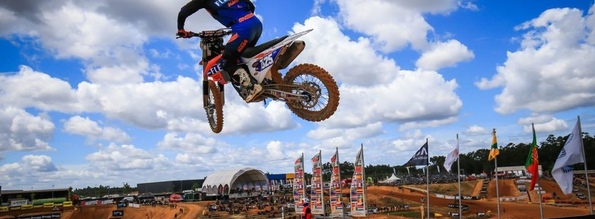 Sara Andersen gains confidence going 5-4 in WMX Round 2 at MXGP of Portugal