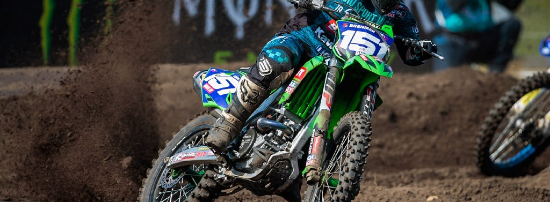 WMX Round 2: Race 1 win to Courtney Duncan