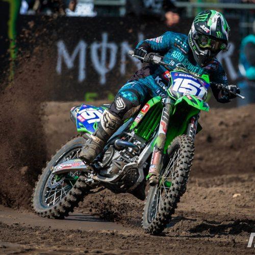 WMX Round 2: Race 1 win to Courtney Duncan