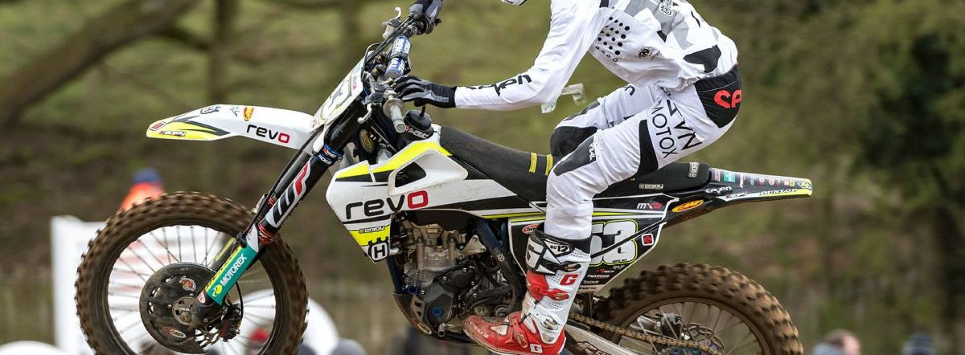 Dylan Walsh- ready to race Maxxis British MX Championship Round 3