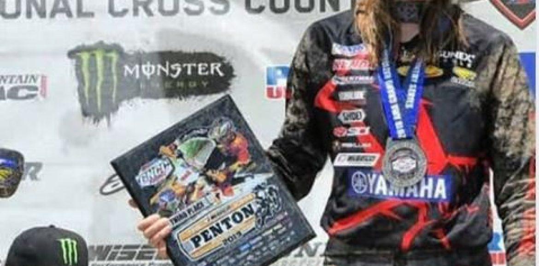 Rachael Archer gains success in debut year GNCC WXC Pro-class 13 Round Series