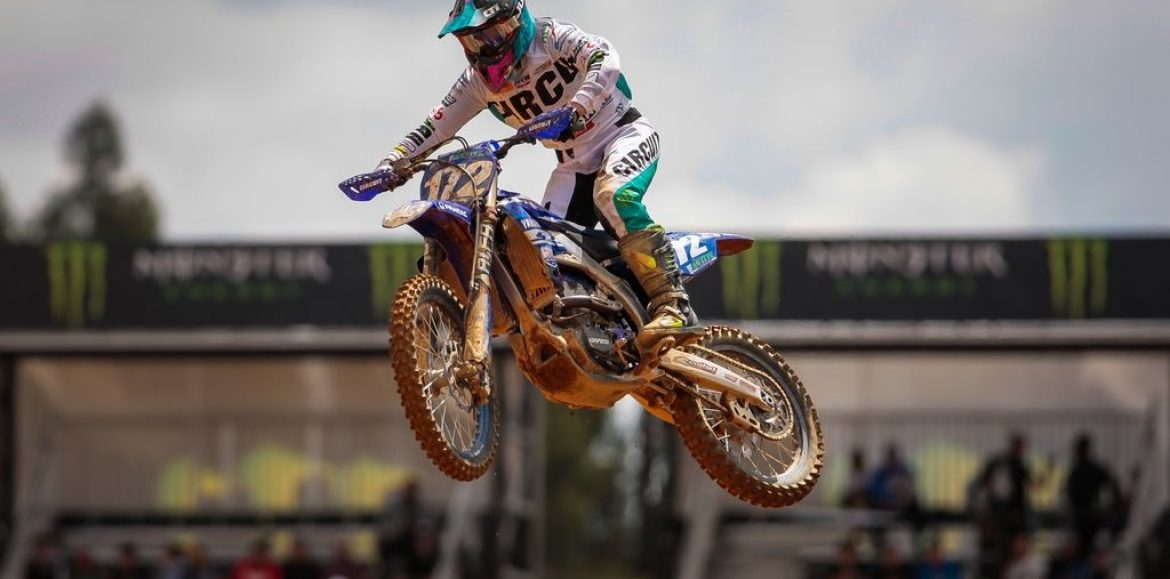 Lynn Valk earns career best 5th Overall WMX Round 2 at MXGP of Portugal