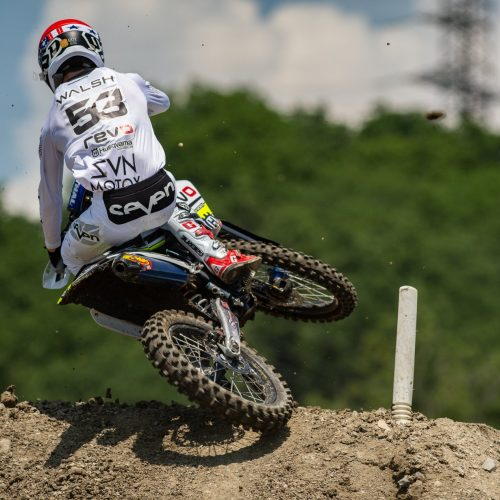 NZ's 2x Vice World MX Champion Josh Coppins shares thoughts on racing MX2: Dylan Walsh