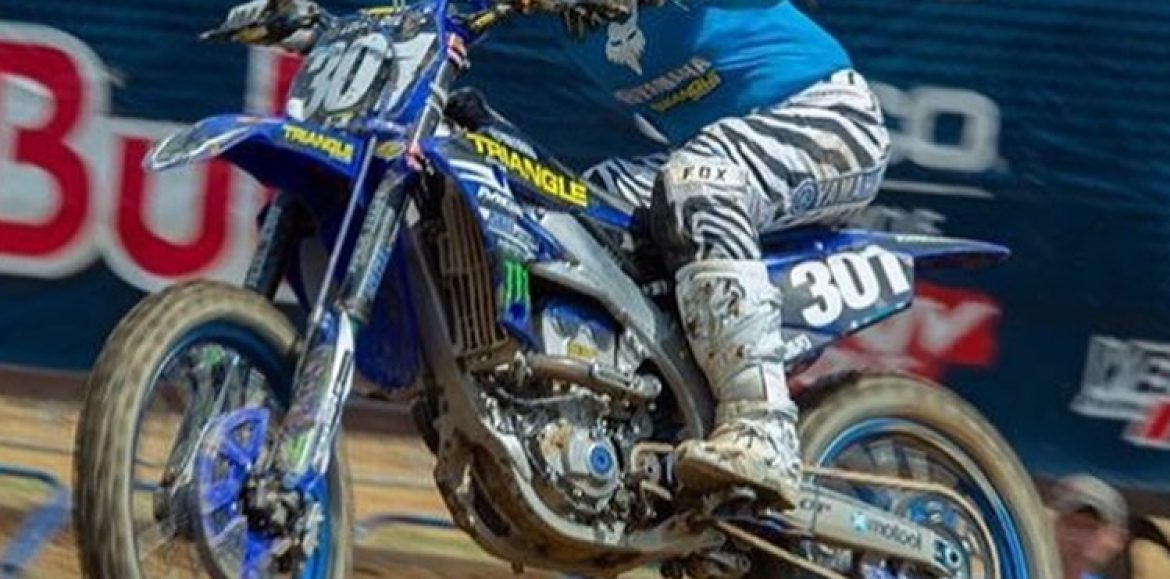 Jordan Jarvis races first ever AMA Pro 250 class at High Point- aim to make mains!