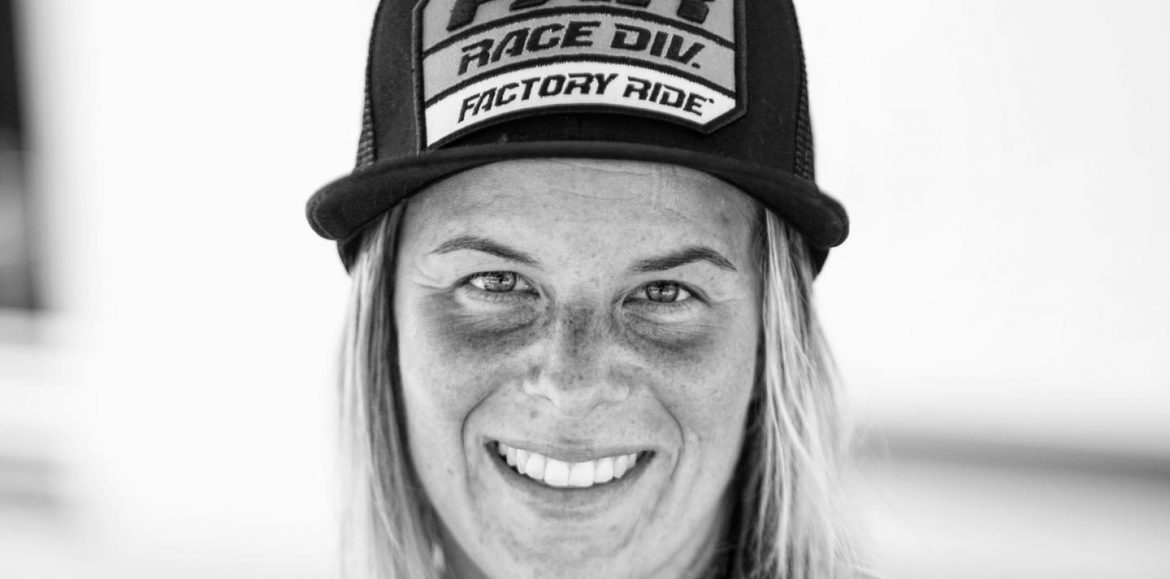 Larissa Papenmeier wins French Women MX Round at weekend