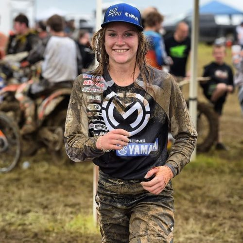 Racheal Archer podiums 3rd in GNCC WXC Round 7: 4th Overall in Championship