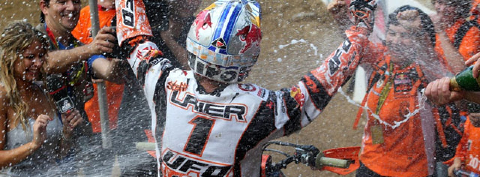 Steffi Laier 4x WMX Champion speaks on career-racing 15 years at the top in Europe and USA