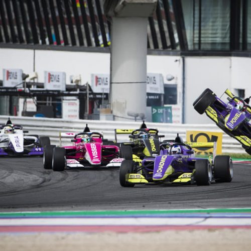 WSeries Race 5 at Assen TT circuit this weekend: 18 drivers, same car, specs- whose on top?