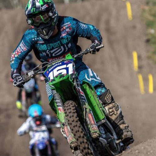 Women MX World Championship Round 3 at Loket- count-down