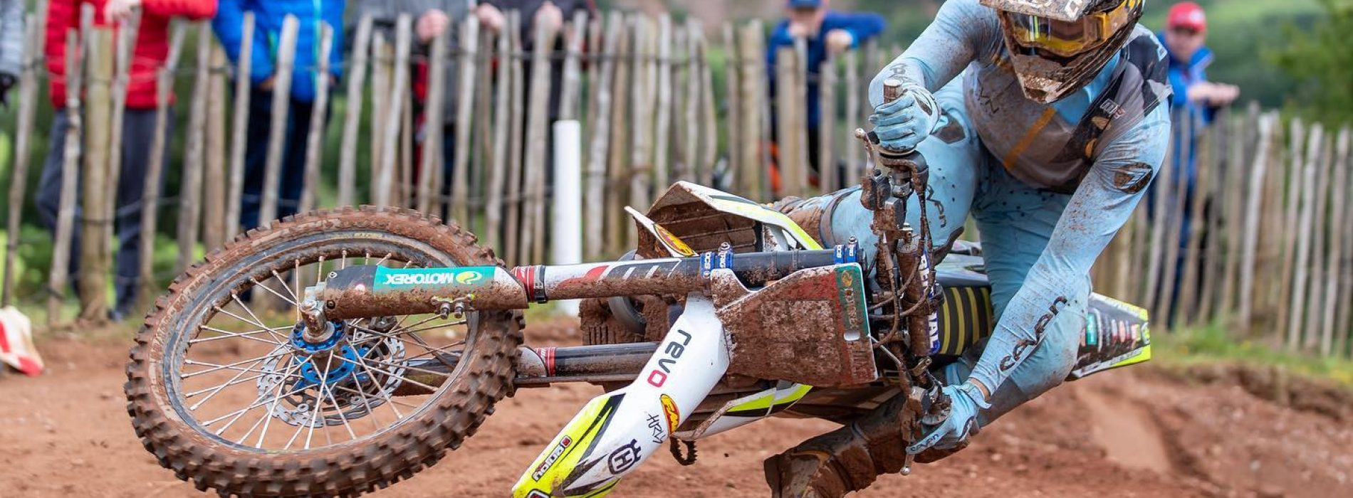 Dylan Walsh holds Red Plate in Maxxis British MX Championship- extending points lead