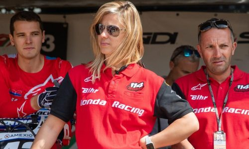 Livia Lancelot speaks on Team Honda 114 Motorsport fly aways, and latest talent Axel Louis